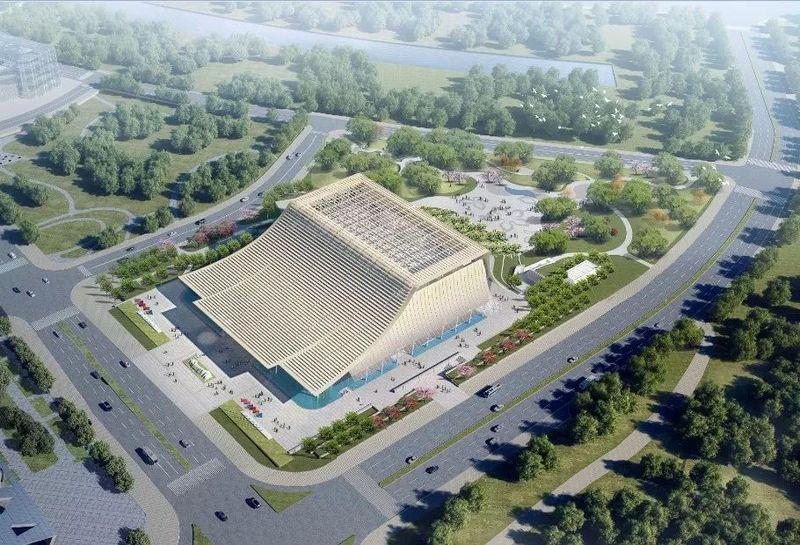 中建八局深圳前海国际会议中心项目首块混凝土底板浇筑完成