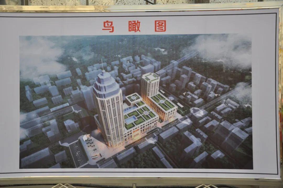 中铁二十一局轨道公司:兰州中央商务区项目超大体积混凝土浇筑完成